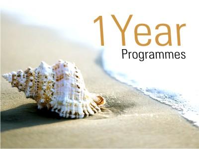 One Year Programmes