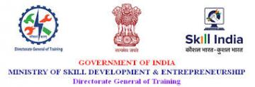 Directorate General of Training (DGT), Ministry of Skill Development and Entrepreneurship.