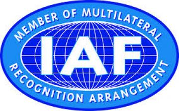 International Accreditation Forum(IAF)