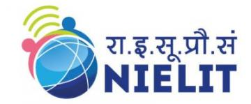 National Institute of Electronics & Information Technology(NIELIT)