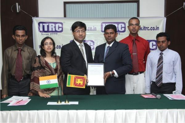 Global Tech, Srilanka Ties Up With ITRC